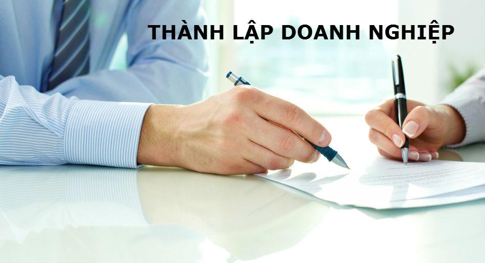 Dịch vụ tư vấn thành lập công ty doanh nghiệp tại tphcm