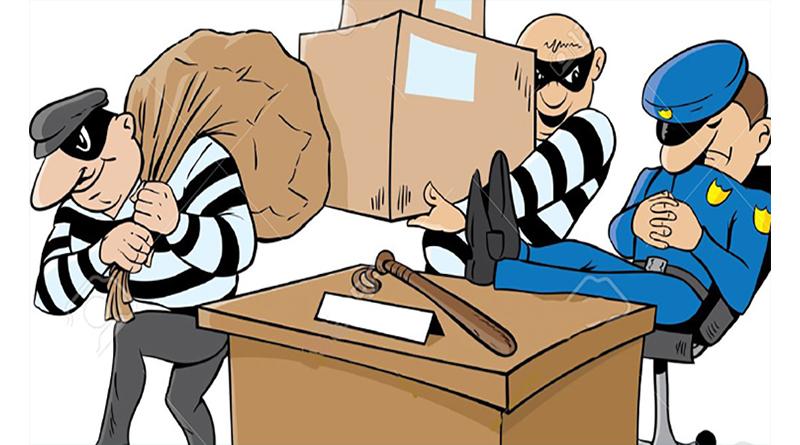 Hành vi chiếm đoạt tài sản bị xử phạt ra sao?
