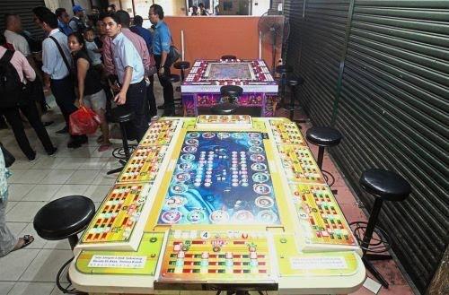 Pháp luật qui định về việc đánh bạc trái phép